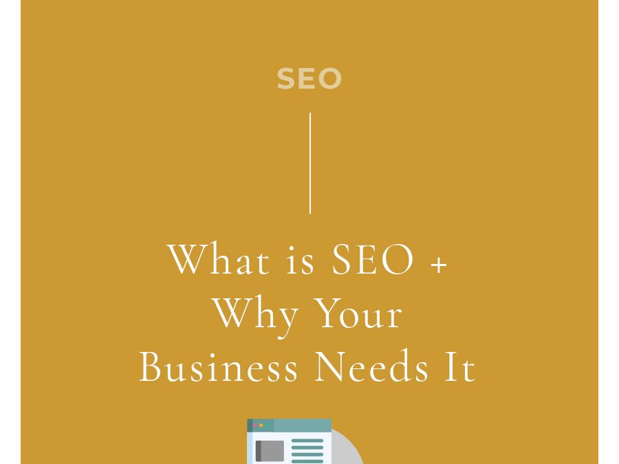 What is SEO + Why Your Business Needs It