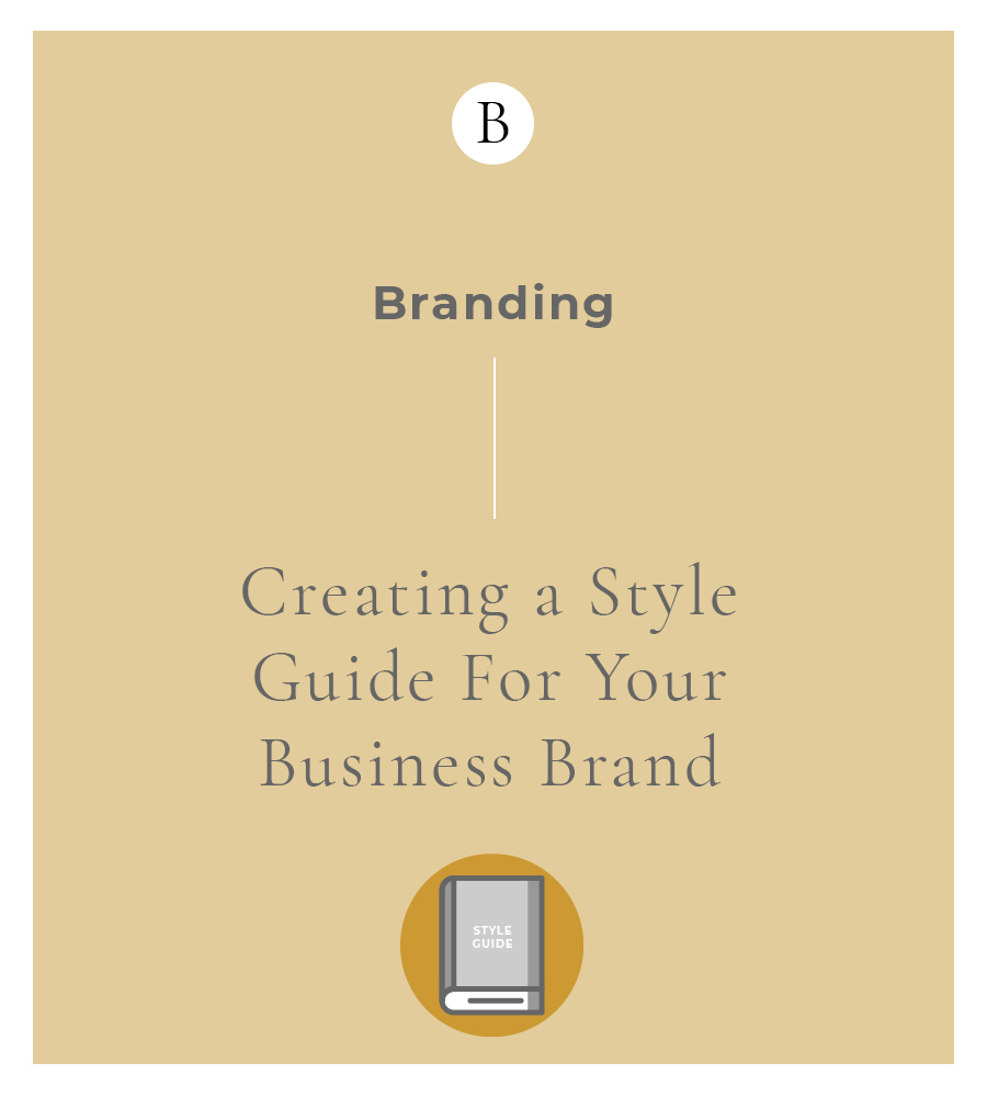 Creating A Style Guide For Your Business Brand 2 Overall a style guide will establish uniformity and help ensure that when you decide to outsource, companies are able to communicate a consistent brand message.