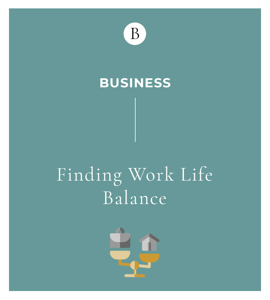 Finding Work Life Balance 1 ~Jim Bird, author of Redefining Work-Life Balance