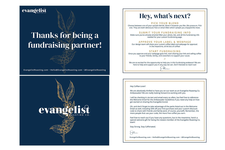 Portfolio Evangelist Roasting Co. 7 Evangelist Roasting Co.