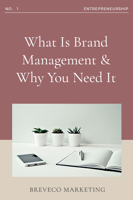 What is Brand Management + Why Your Business Needs It